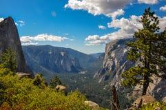 Gorgeous Yosemite National Park, California, USA Stock Photo