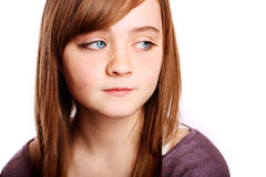 Gorgeous young girl Stock Photo