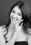 Gorgeous Young Hispanic Woman Stock Photos