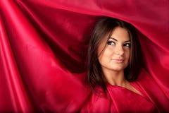 Gorgeous young woman Stock Photos