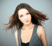 Gorgeous young woman Stock Photography