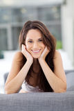 Gorgeous young woman Royalty Free Stock Image