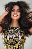 Gorgeous young woman with beautiful smile Stock Photography
