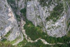 gorges bicaz Стоковое фото RF
