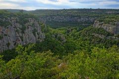 Gorges de Lourmarin Royalty Free Stock Image