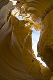Gorges de sable photo stock