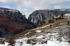 Gorges de Turda Images stock