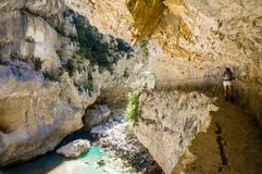 Gorges de Verdon Royalty Free Stock Photos
