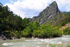 Gorges du维登 库存图片