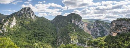 Gorges du维登 库存照片