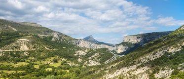 Gorges du维登 免版税图库摄影