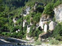 Gorges du el Tarn imágenes de archivo libres de regalías