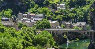 Gorges Du Tarn Royalty Free Stock Photo