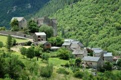 Gorges du Tarn - Haml pittoresque Photo libre de droits