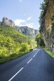 Gorges du Tarn Stock Photo