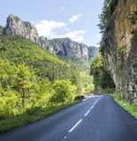 Gorges du Tarn Royalty Free Stock Image