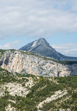 Gorges du Verdon Images stock