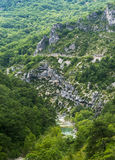 Gorges du Verdon Royalty Free Stock Images