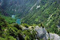Gorges du Verdon (France) Royalty Free Stock Images