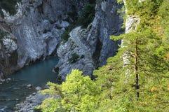 Gorges du Verdon (France) Stock Photos