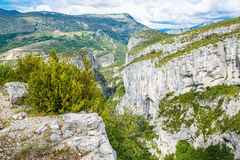 Gorges du Verdon,Provence in France, Europe. Royalty Free Stock Photos