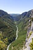 Gorges du Verdon, Royalty Free Stock Image