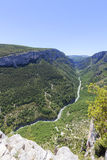 Gorges du Verdon, Royalty Free Stock Photos