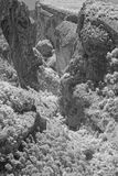 The Gorges of the River Verdon Royalty Free Stock Images