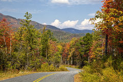 Gorges State Park in NC Stock Photography