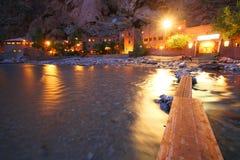 gorges todra Стоковая Фотография RF