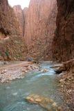 gorges todra Стоковые Фото