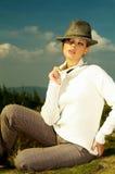 Gorgeus One Stock Images