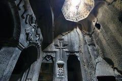 Free Gorgia, Discover Geghard Monastery Royalty Free Stock Images - 126059849