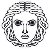 Gorgon libre illustration