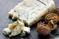 Gorgonzola τυρί στοκ εικόνες