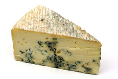Gorgonzola cheese Stock Image