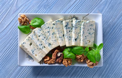 Gorgonzola Stock Photo