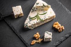 Gorgonzola cheese Stock Photos