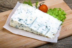Gorgonzola cheese Stock Images