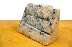 Gorgonzola-Käse Lizenzfreie Stockfotografie