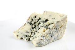 gorgonzola serowa miękka część Zdjęcia Stock