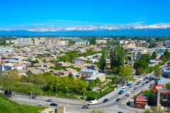 Gori cityscape, Georgia Stock Image