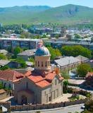 Gori cityscape, Georgia Stock Photos
