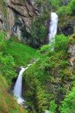 Gorica Wasserfall Stockbild