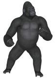 Gorila ilustração do vetor