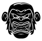 gorilla lizenzfreie abbildung