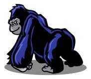 gorilla illustrazione vettoriale