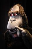 Gorilla costume Stock Image