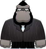 Gorilla Suit Royalty Free Stock Photo