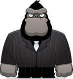 Gorilla Suit Royalty Free Stock Photo